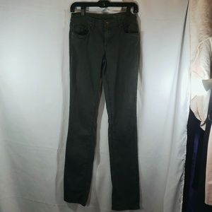 Blank NYC Dark Green Jeans Size 27